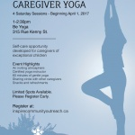 PAST: Exceptional Caregiver Yoga