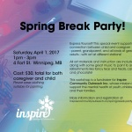 PAST: Spring Break Party