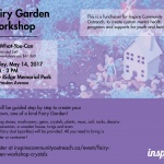 PAST: Fairy Garden Workshop (With Crystals!)