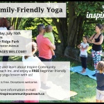 PAST: Family-Friendly Yoga