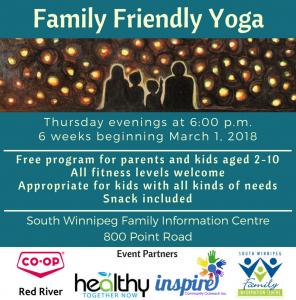 Family-Friendly Yoga